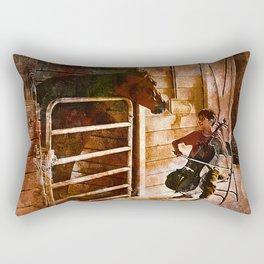 Music to the Ears Rectangular Pillow