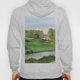 Pine Valley Golf Course New Jersey 5th Hole Hoody