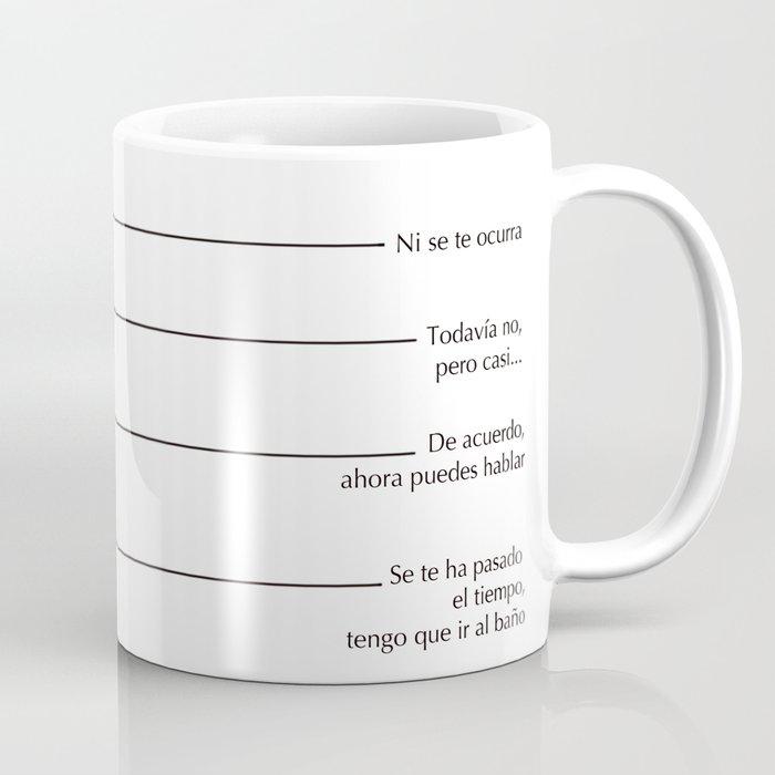 Ni se te ocurra... Coffee Mug