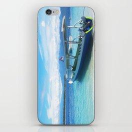 Indonesian Seas Photography 2 iPhone Skin