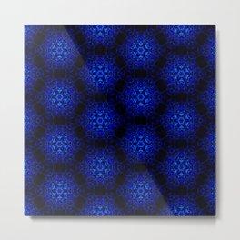 Blue Planet no 1 - 280 Metal Print