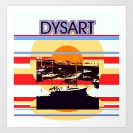 Dysart #2 Art Print
