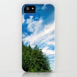 Long Island, Washington Sky iPhone Case