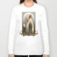 thranduil Long Sleeve T-shirts featuring Thranduil and the Arkenstone by Alice9