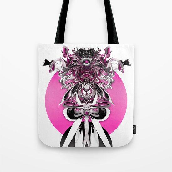 Ms. Juggernaut Tote Bag