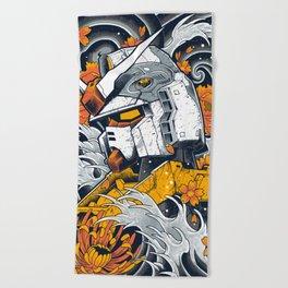 Gundam Beach Towel