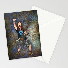 Dimebag (Vector Art) Stationery Cards