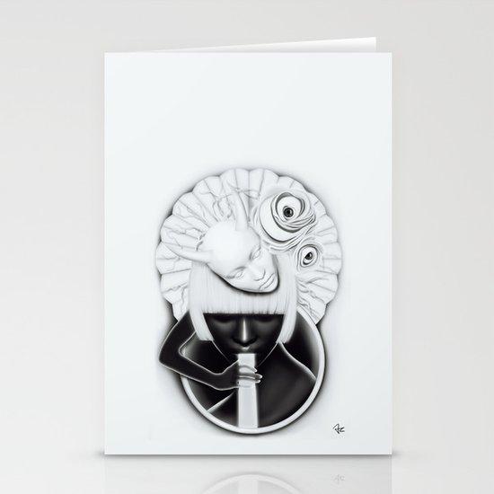 """""""Obake"""" Stationery Cards"""