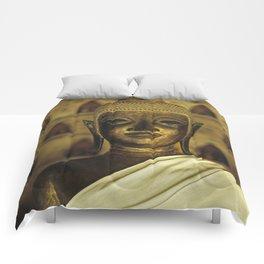 Buddha II Comforters