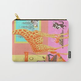 LET'S PARTY! Carry-All Pouch