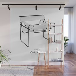 Chairs - A tribute to seats: I'm a Wassily (poster) Wall Mural