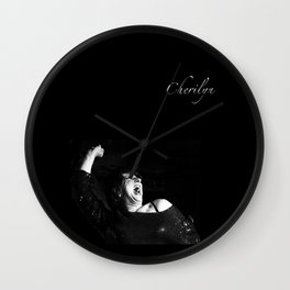 Cherilyn as Liza LIVE Wall Clock