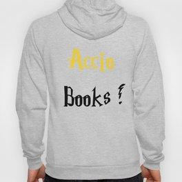 Accio books! (Gold) Hoody