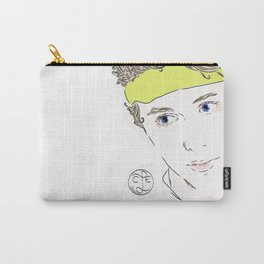 cute even Carry-All Pouch