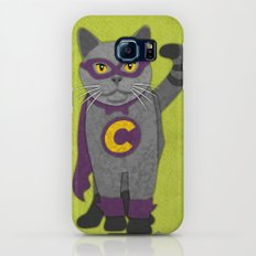 Cat Slim Case Galaxy S6