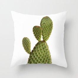 Minimal Cactus - Cacti Throw Pillow