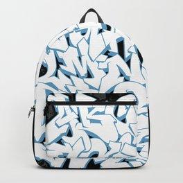 Grafiti Alphabet Backpack