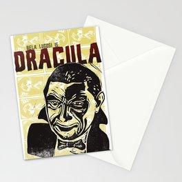 Bela Lugosi s Dracula Fan Art Stationery Cards