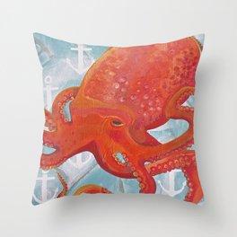 Oscarpus Throw Pillow