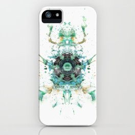 Inkdala LXIV iPhone Case