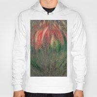 blossom Hoodies featuring blossom by Detelina Abadjieva