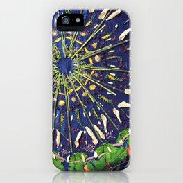 Nature Mandala iPhone Case