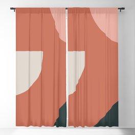 Orbit 03 Modern Geometric Blackout Curtain