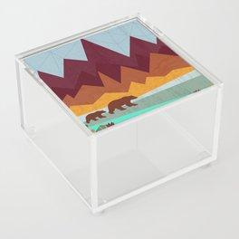 Peak Acrylic Box