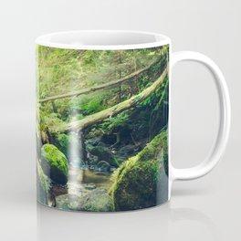 Down the dark ravine II Coffee Mug