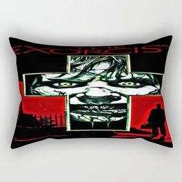 Exorcise Your Demons Rectangular Pillow