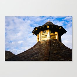 Tip Canvas Print