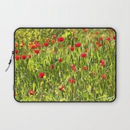 Flanders Poppies Laptop Sleeve