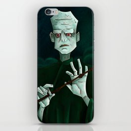 Lord Voldemort (H.Potter) iPhone Skin