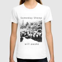 Sheep Strikes! You? T-shirt