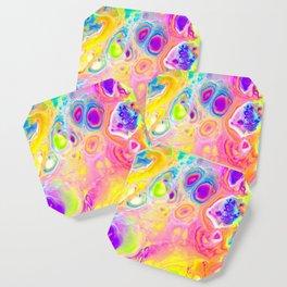 Rainbow Cells Coaster
