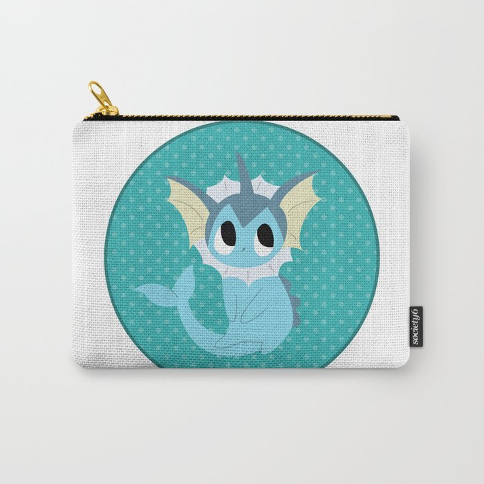 Vaporeon Carry-All Pouch