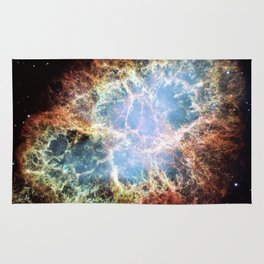 The Crab Nebula Rug