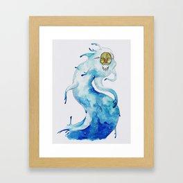 River God Framed Art Print