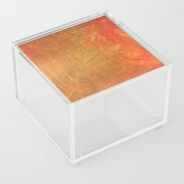 Abstract Oil Acrylic Box