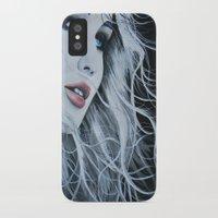 jennifer lawrence iPhone & iPod Cases featuring Jennifer Lawrence  by BrandonScott