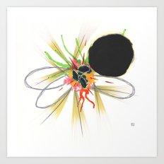 Wildflower 1812 Art Print