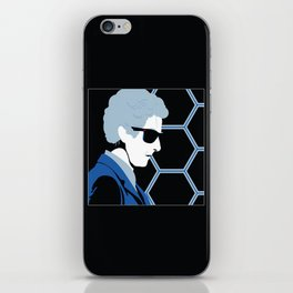 The 12th Doctor iPhone Skin