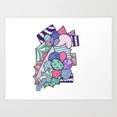 Meadows Art Print