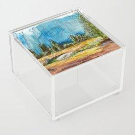 Tranquil Acrylic Box