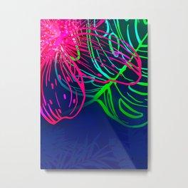 Electric Luau Metal Print