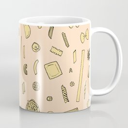 Pasta pattern Coffee Mug