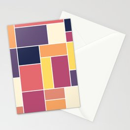 Perplexed Composition Stationery Cards
