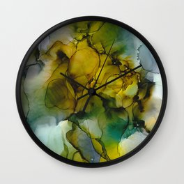 Greater depths Wall Clock