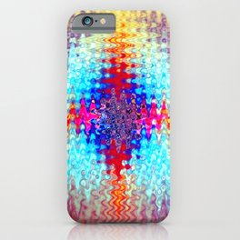 Colorful Aspiration iPhone Case