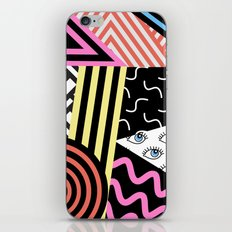 back to school iPhone Skin